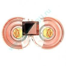 Кулер для видеокарты Thermaltake DuOrb CL-G0102 с тепловыми трубками (медный) - Ивановское
