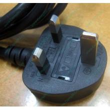 Кабель питания SS145A BS-1363/A FUSED 3-pin UK (Ивановское)