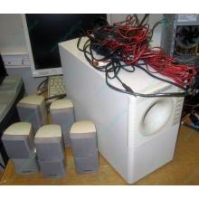 Компьютерная акустика Microlab 5.1 X4 (210 ватт) в Ивановском, акустическая система для компьютера Microlab 5.1 X4 (Ивановское)