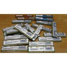 Серверная память HP 398706-051 (416471-001) 1024Mb (1Gb) DDR2 ECC FB (Ивановское)