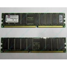 Серверная память 512Mb DDR ECC Registered Kingston KVR266X72RC25L/512 pc2100 266MHz 2.5V (Ивановское).