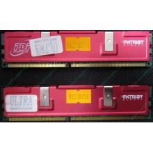 Память 512Mb (2x256Mb) DDR-1 533MHz Patriot PEP2563200+XBL (Ивановское)
