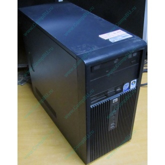 Компьютер Б/У HP Compaq dx7400 MT (Intel Core 2 Quad Q6600 (4x2.4GHz) /4Gb /250Gb /ATX 300W) - Ивановское
