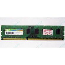 НЕРАБОЧАЯ память 4Gb DDR3 SP (Silicon Power) SP004BLTU133V02 1333MHz pc3-10600 (Ивановское)