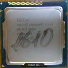 Процессор Intel Celeron G1610 (2x2.6GHz /L3 2048kb) SR10K s.1155 (Ивановское)