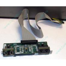 Панель передних разъемов (audio в Ивановском, USB) и светодиодов для Dell Optiplex 745/755 Tower (Ивановское)