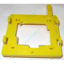 Жёлтый держатель-фиксатор HP 279681-001 для крепления CPU socket 604 к радиатору (Ивановское)