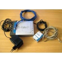 ADSL 2+ модем-роутер D-link DSL-500T (Ивановское)