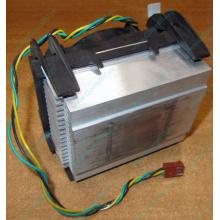 Кулер socket 478 БУ (алюминиевое основание) - Ивановское
